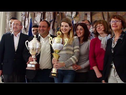 Top 12 Féminin Et Coupe De France 2016 à St-Quentin