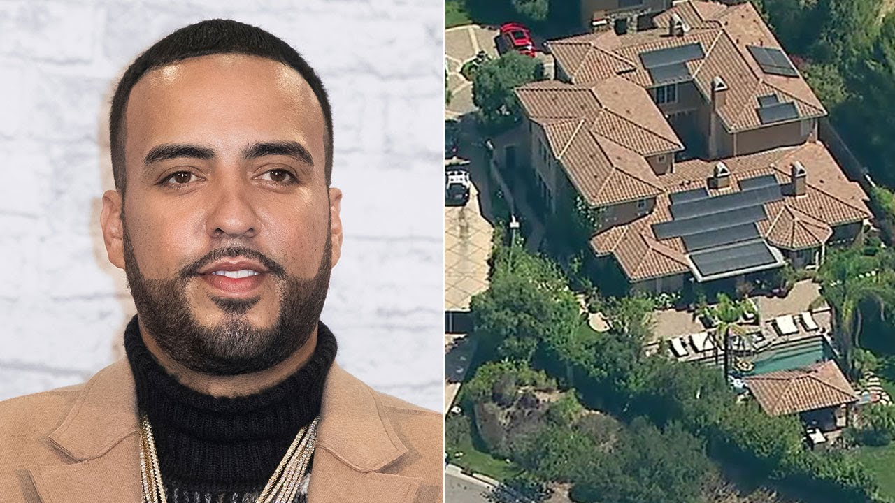 French Montana's Hidden Hills home robbed