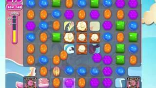 Candy Crush Saga Level 1544 NO BOOSTERS!