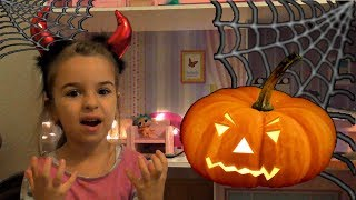 EASY AND COOL DIY HALLOWEEN DECOR IDEA