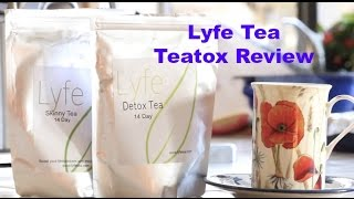 Lyfe Tea Video Thumbnail
