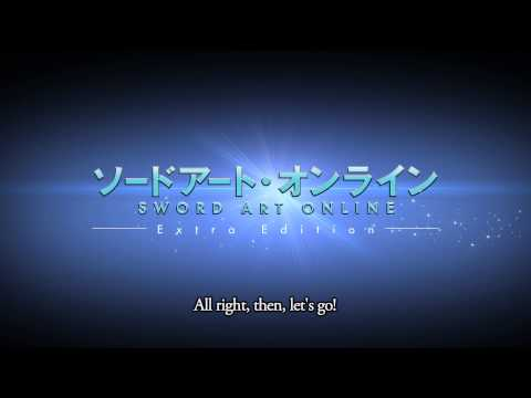 Sword Art Online Extra Edition Trailer