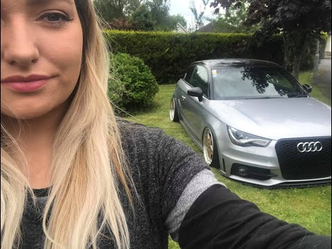 What did they do to my Audi?!?! Ferrari's are off! First GIVEWAY!
