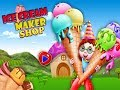 Best 2D Game For Ice Cream Lover| Kids Learn to Make  Ice cream| Fun Game Play Video For Children
