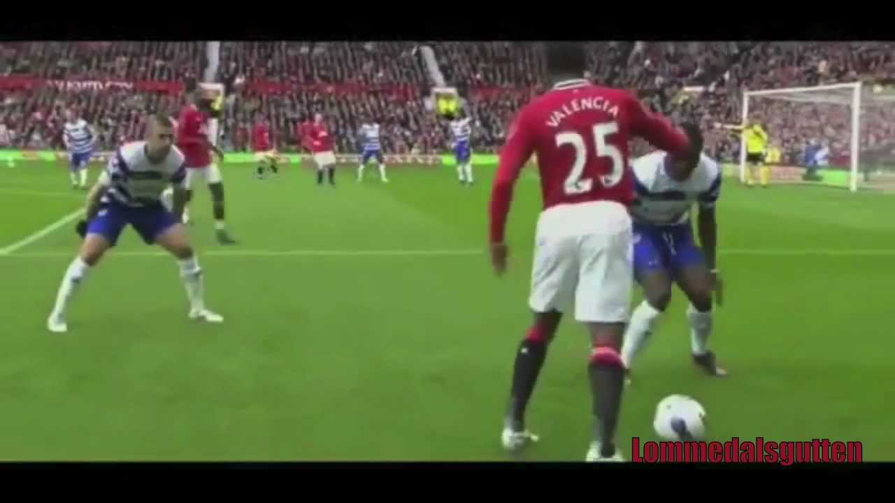 Antonio Valencia -Player Of The Year-