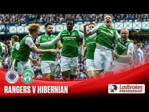 Hibs beat Gers in thriller at Ibrox
