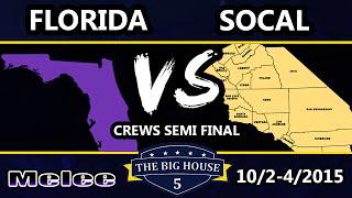 TBH5 - Socal Vs. Florida - Crews Semis Finals - SSBM - Smash Melee