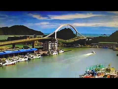 Cort Webber - Video of bridge collapse in Taiwan