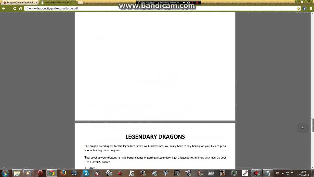 Breeding guide city pdf dragon complete
