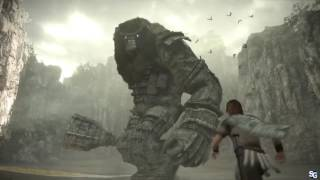 Shadow of the Colossus PS4 - E3 2017 Trailer HD