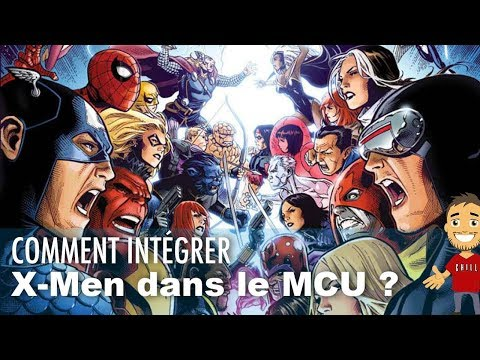 Comment intégrer les X-Men dans le MCU ? - JT Geek #29