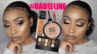 Full Face Using Maybelline | Affordable Drugstore Fall Makeup