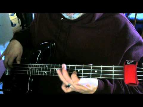Bass Cover Of American Woman HD.