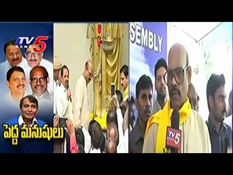 TG Venkatesh Face To Face | Rajya Sabha Nominations | TV5 News
