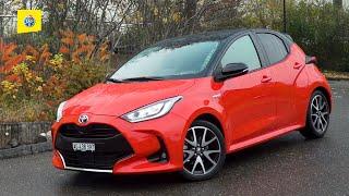 Toyota Yaris 1.5 Hybrid Premiere Edition - Autotest