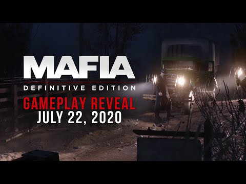 Tune In July 22 for the Mafia: Definitive Edition Gameplay Reveal