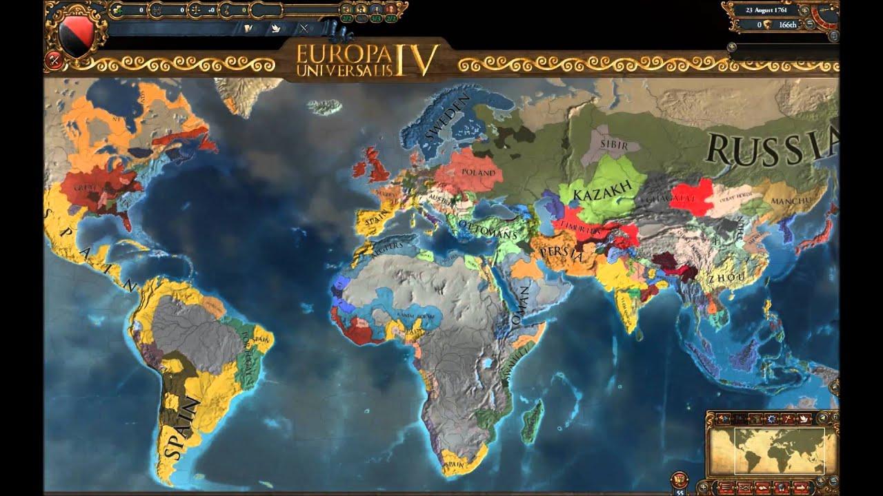 Dejtingsidor Europa Universalis
