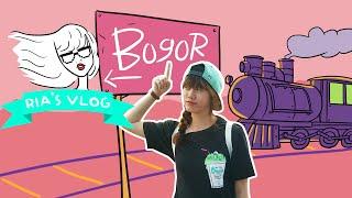 Menggila Di Bogor   Ria's Vlog #14