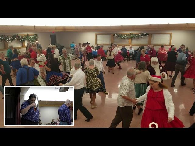 GCWS -- Nancy Daye Remembrance Dance -- 12/14/19 -- 06 -- Bob Daye / Jason Raleigh -- Hash
