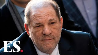 Harvey weinstein sentenced: 23 years for rape and sexual assault