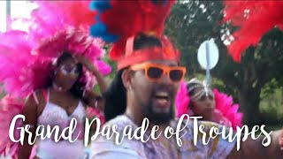 #55 - Anguilla Summer Festival - Grand Parade of Troupes 2016 (Late Upload)