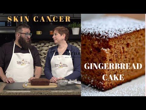 Gluten Free Gingerbread Cake Skin Cancer