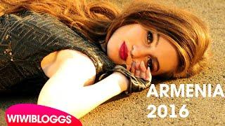 Armenia @ Eurovision 2016: Athena Manoukian, Sirusho,  Iveta Mukuchyan | wiwibloggs
