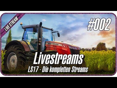 Mal richtig loslegen auf Schwer   #002 LS17 Livestreams