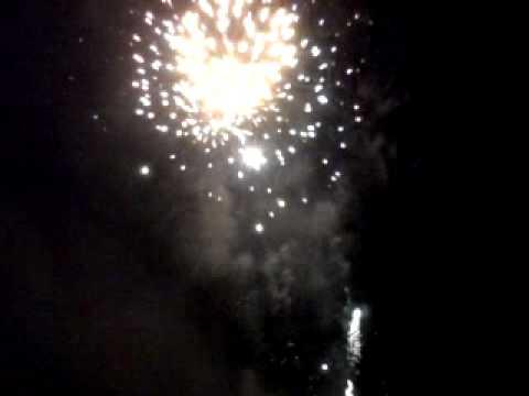 Marshall Missouri Firework Finale