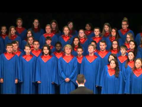 Ezekiel Saw the Wheel William L. Dawson Nashville Community High School Mixed Choir