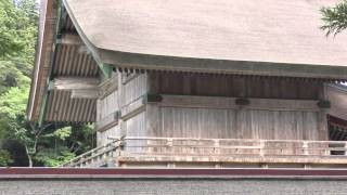 4K・国宝・出雲大社本殿と周辺(Izumo BIg Shinto Shrine:National treasure)