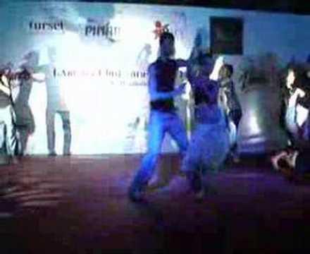 Antalya Dance Festival Volkan Akkaya Gülsen Karatoprak Salsa