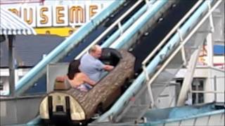 Skegness Log Flume