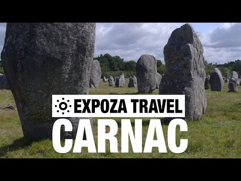 Carnac Vacation Travel Video Guide