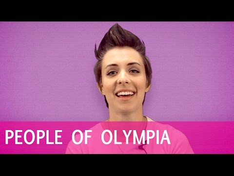 PEOPLE OF OLYMPIA: Amy Shepard On Living Downtown