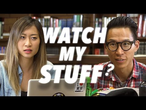 Can You Watch My Stuff? ft. Leenda D