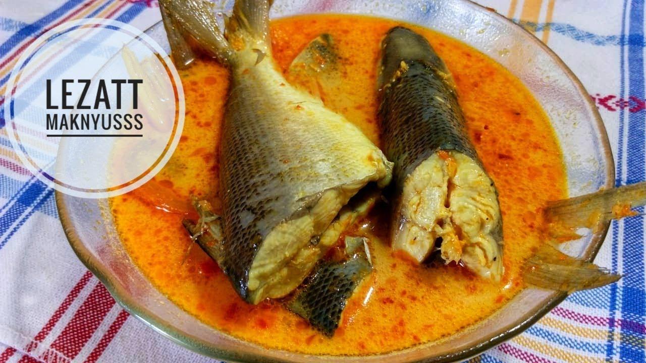 Resep Gulai Ikan Bandeng Enak Maknyuss