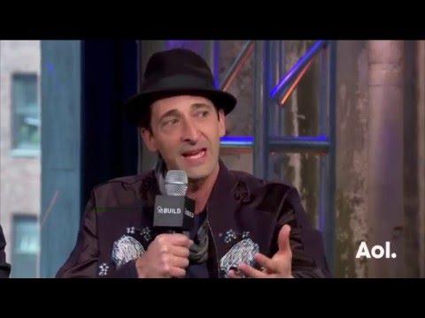 "Adrien Brody, Colin Harrison, & Brian DeCubellis On ""Manhattan Night"" | BUILD Series"
