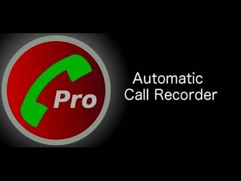 Автоматическая запись звонков на Аднроид (Auto Call Recorder Pro)