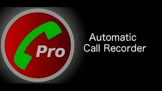 видео Лучшая программа для записи звонков на Android