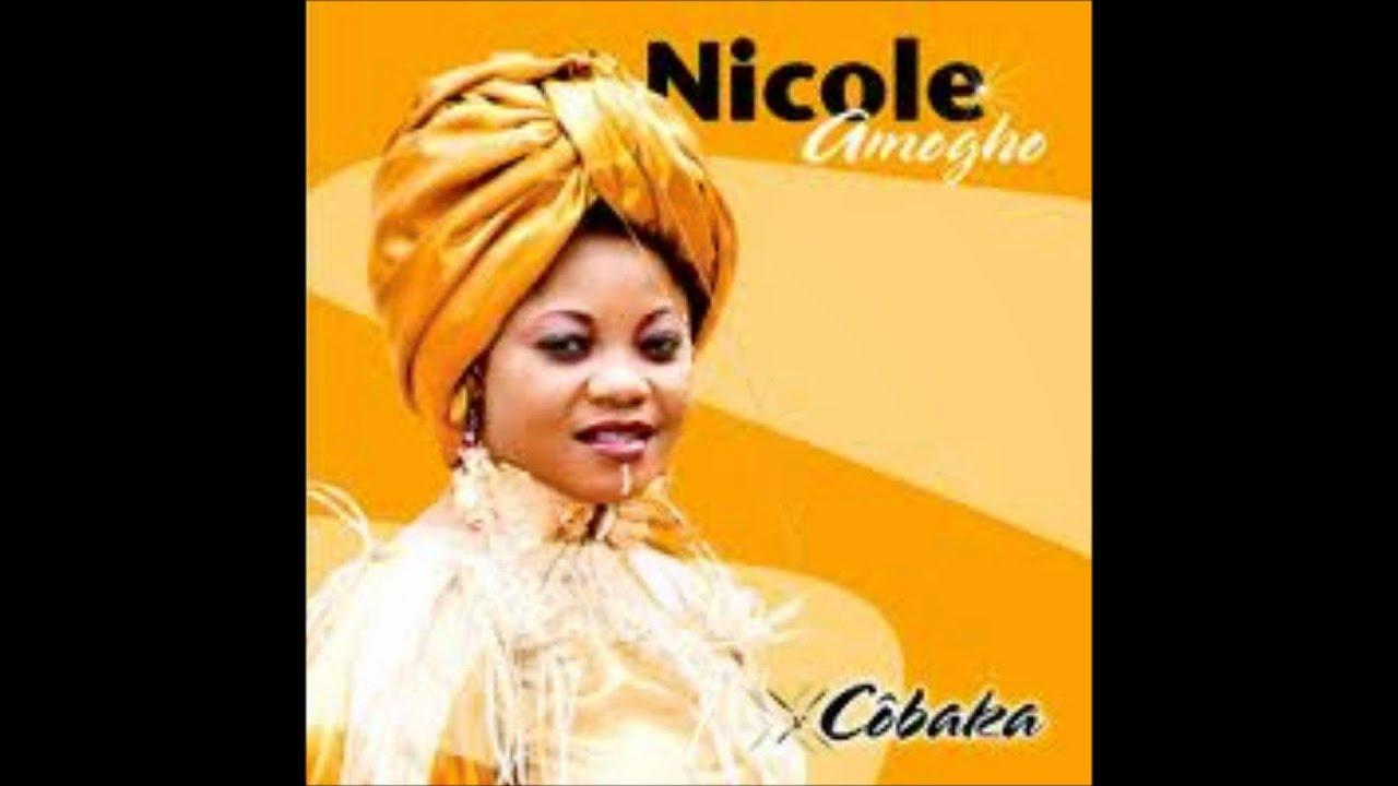 nicole amogho