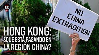 Protesta en Hong Kong ¿Cuál es su importancia? | El Espectador