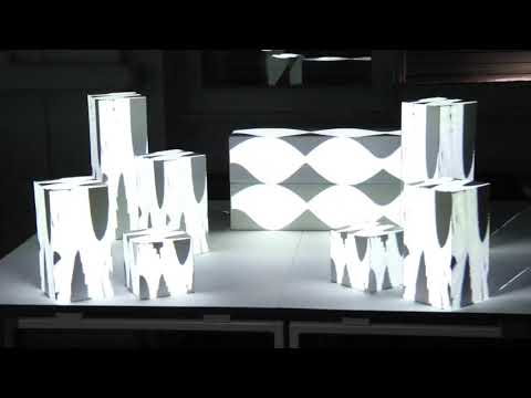 Interactive and Media Design - Sound Receiving Mapping