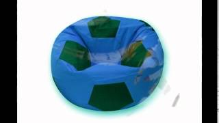 Кресло в виде футбольного мяча(, 2014-11-10T10:10:29.000Z)