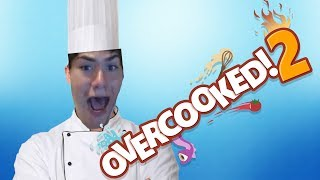 WORLD'S BEST CHEF'S | Overcooked 2 Part 3