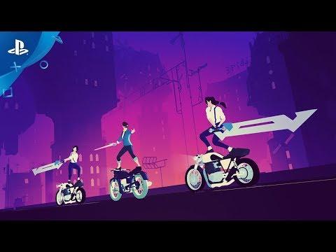 Sayonara Wild Hearts - Launch Trailer   PS4