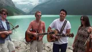Byrne and Kelly - Beautiful Affair - Lake Louise, Alberta Canada