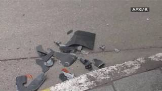 RM TV: Шофьор се блъсна в паркиран автомобил