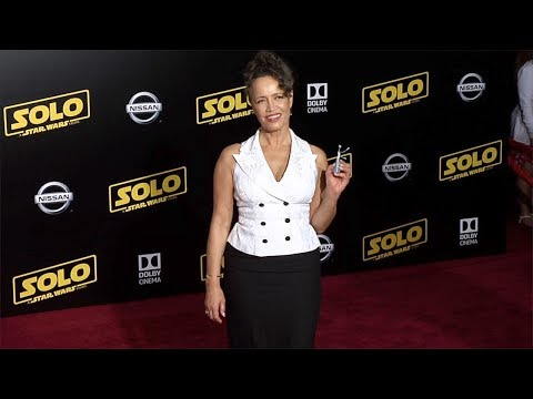 "Rena Owen ""Solo: A Star Wars Story"" World Premiere Red Carpet"
