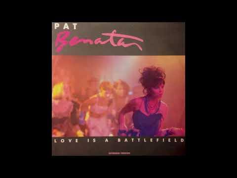 Download Pat Benatar - Love is a battlefield (extended) (1983)
